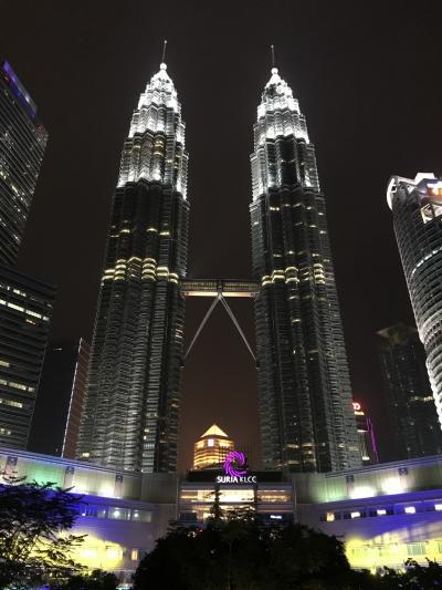 マレーシア1回目(2018年9月・クアラルンプール)