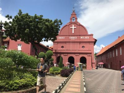 アラフィフ夫妻の夏休み4 マレーシア/観光2日目