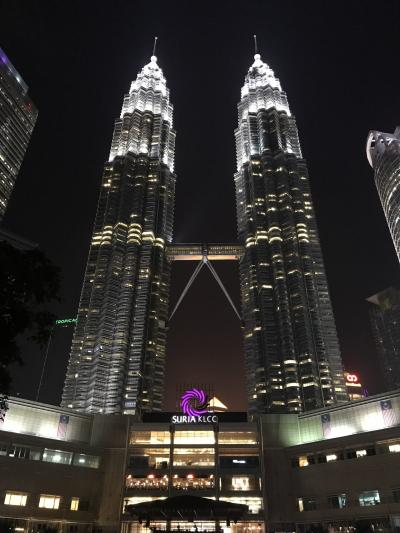 アラフィフ夫妻の夏休み2 マレーシア/Glab & Currency exchange