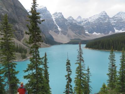 2018 カナダ・ロッキー山脈ツアー その3 レベルストークからバンフ