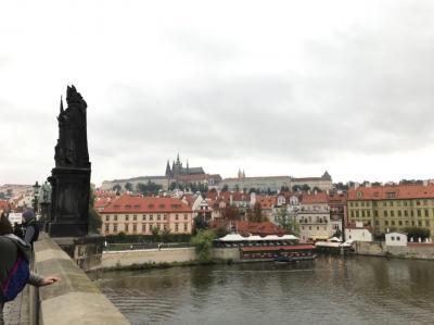 プラハ&ウィーン その1