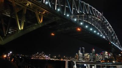 ブルーマウンテンズに泊まるシドニー6日間Part1