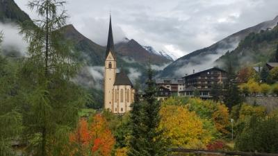 オーストリア、世界遺産巡りと湖水地方の旅 4日目 ツェル・アム・ゼー/フランツヨーゼフヘーエ