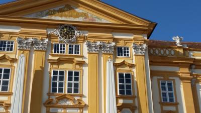 オーストリア、世界遺産巡りと湖水地方の旅 10日目  メルク~ヴァッハウ渓谷~ウィーン
