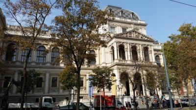 オーストリア、世界遺産巡りと湖水地方の旅 12日目 ウィーン
