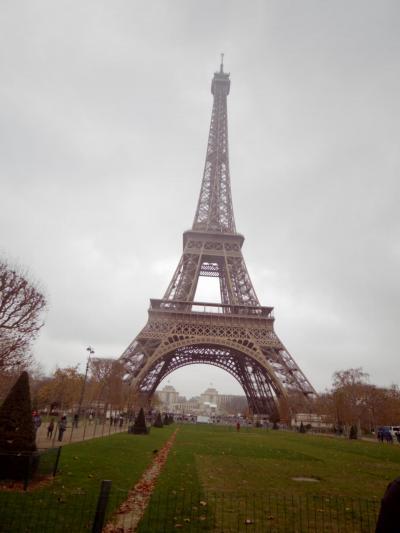 *:.゜'★Honeymoon,。.:*♪イタリア・フランス周遊[10] ~そびえ立つエッフェル塔、花の都~