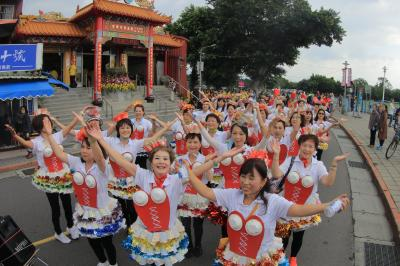 【台北のフェスティバル】関渡賑わい祭り