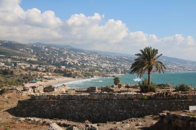 レバノンの世界遺産・遺跡を訪ねる旅 その③ ビブロス編