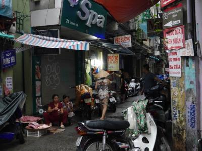 ベトナム ハノイ まったり一人旅
