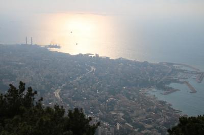 レバノンの世界遺産・遺跡を訪ねる旅 その① ベイルート近郊編