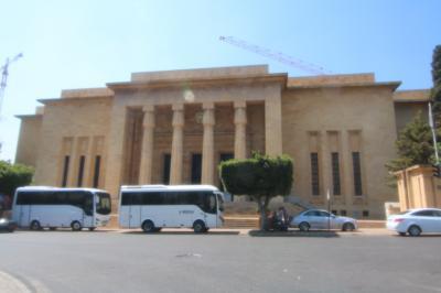 レバノンの世界遺産・遺跡を訪ねる旅 その⑩ ベイルート市内編