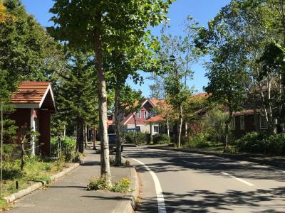 スエーデンヒルズ   と   北欧の風 道の駅とうべつ
