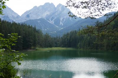 2018年 チロル・ドロミテ(ドイツ・オーストリア・イタリア)ハイキングの旅 4-Biberwier 三湖ハイキング