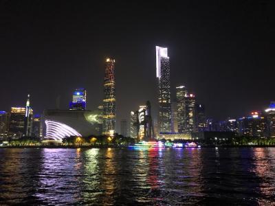 香港エクスプレス片道1180円で行く弾丸&台風直撃・深セン・広州・香港