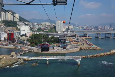 2018年9月 エアプサンで行く韓国・釜山 美味しい物を食べよう!メインはカンジャンケジャン・ヤンニョムケジャンの食べ放題!