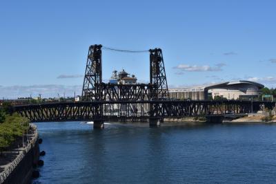橋とCoffeeと薔薇の街ポートランド と サンフランシスコ