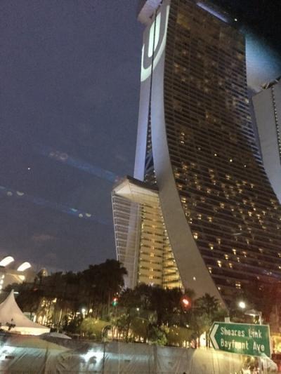 ☆シンガポールの旅~ 4日間☆1日目☆