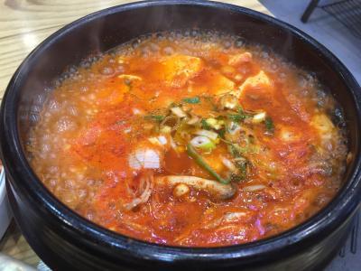 ソウル 漢の赤い旅