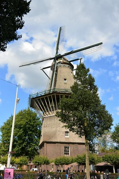 秋のドイツ&オランダ アムステルダム編 4日目 その2