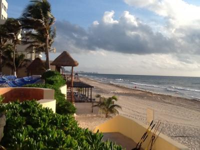 2回目のメキシコ旅行。18(カンクンでのんびり)