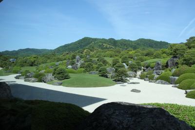 中国・近畿地方4県を1泊2日で回る弾丸ツアーに参加。 3 一度は行きたい足立美術館