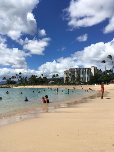 子連れ 赤ちゃん連れ 3世代 ハワイ旅行記 ~ ③  HGVC グランドアイランダー プール キングスビレッジ レナーズベーカリー ハワイ島へ ハワイアン航空 ~