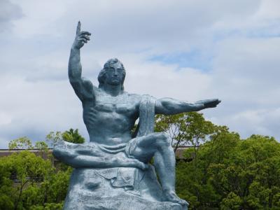 ダイヤモンドプリンセスで西日本巡り その13 6日目 長崎 戦争の爪痕とちゃんぽん (午後)