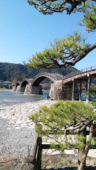 仕事ではありますが。。。しまなみ海道、宮島、岩国ぐるり旅!