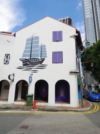 【Sparkle Singapore!】初秋のシンガポール&ハノイ[3] ~チャイナタウンからナイトサファリのOPツアーへ~