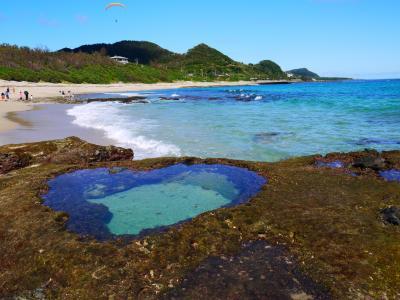 奄美ブルーを満喫!初めての奄美大島☆レンタカーで北部あっちこっちめぐり編