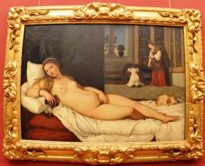 夏休み2週間@トスカーナ ルネッサンスの世界へ フィレンツェ ウフィツィ美術館2