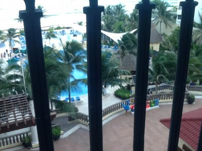 2回目のメキシコ旅行。17(カンクンのリゾートホテルを堪能)