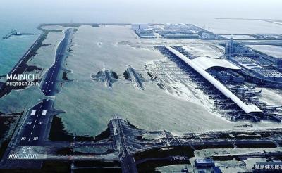 台風21号で関空水没、連絡橋破損。どうなる上海旅行