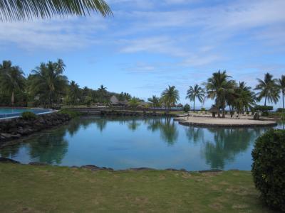 南太平洋、タヒチの旅。