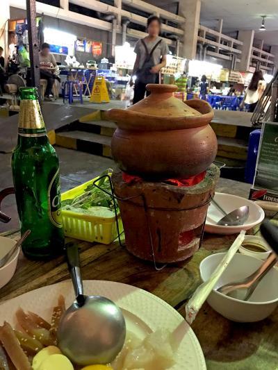 2018年9月①バンコク3泊5日おとな4人旅☆1日目~夜は屋台でチムチュム食べたよ!シャングリラバンコクに滞在