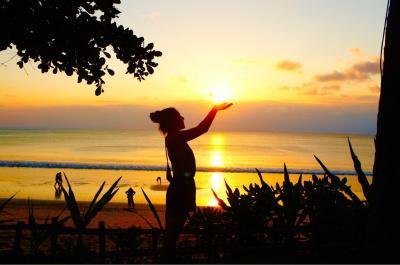 バリ島【ザ・ムリア】でホテルステイ大満喫♪秋の母娘旅