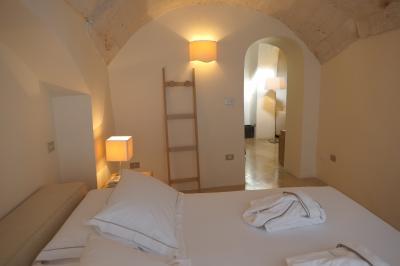 美しき南イタリア旅行♪ Vol.250(第8日)☆Ostuni:高級ホテル「La Sommita Relais」ジュニアスイートルーム♪