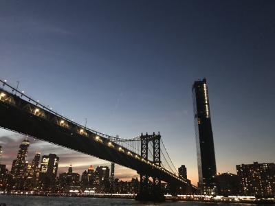 ひとり旅NY!【低予算で完全観光】ガイドブックで紹介されない「ニューヨーク+ナイアガラ」盛り盛り1週間!Day1~6