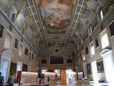 2018年イタリア旅行~ナポリ編①(国立考古学博物館)