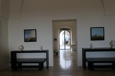 美しき南イタリア旅行♪ Vol.251(第8日)☆Ostuni:高級ホテル「La Sommita Relais」懐かしいパノラマ♪