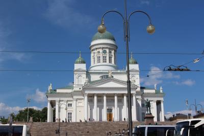 ヘルシンキ 街歩き