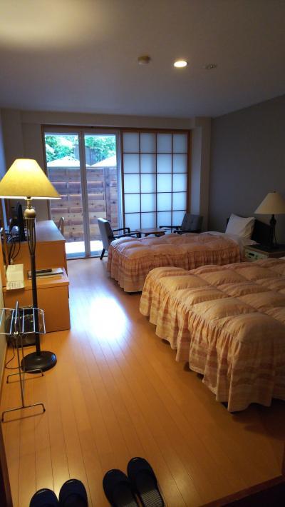 「熱海温泉ホテル  夢いろは」宿泊記