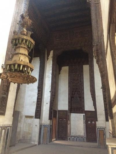 王女の宮殿だった ベイト・ザイナブ・カトゥーン