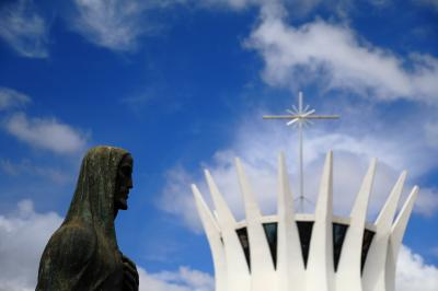 南米2カ国 とうとう帰国日 ブラジリア