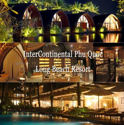 続、フーコック新規オープンホテル宿泊旅2 -インターコンチネンタル フーコック ロング ビーチ リゾート(InterContinental Phu Quoc Long Beach Resort) クラブラウンジ・SPA編-