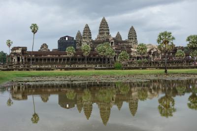 カンボジア旅行記2017~2日目