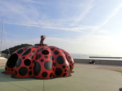 現代アートに触れる直島旅