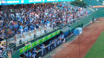 地歩に無い台湾旅行004:台湾のプロ野球観戦・新北編-02