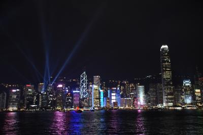 香港に行ってきました。(1日目)