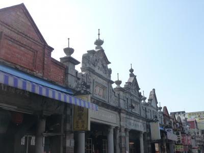 2018 10 台湾 市バスで廻る旅① 大渓老街